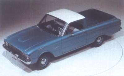 1960 Ford Falcon Ranchero pickup