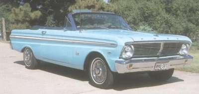 1965 Ford Falcon convertible