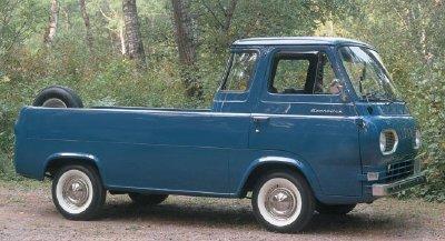 1961 Ford Trucks Howstuffworks