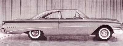 The 1960 Edsel Ranger boasted a new design but was still plagued by low sales.
