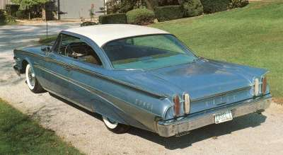 The 1960 Edsel shared the same body shell as other 1960 Fords.
