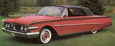 The much-anticipated debut of the Edsel turned out to be a disappointment for Ford.