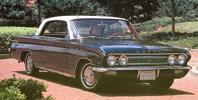 The 1961-1963 Buick Special Skylark