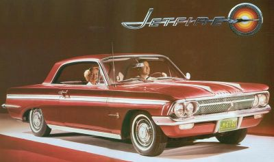 Introduction to 1962-1963 Oldsmobile F-85 Jetfire