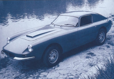 1962-1965 Apollo GT prototype