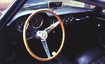 1962-1965 Apollo GT interior