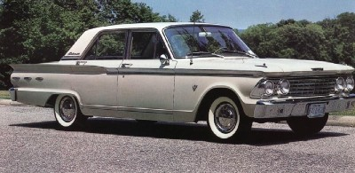 1962-1965 Ford Fairlane Models, Prices, Production
