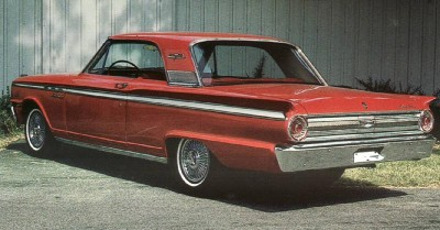 The 1962 Ford Fairlane 500