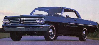 1962 Pontiac Catalina Super Duty 421: A Profile of a Muscle