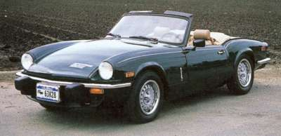 The 1978 Spitfire was the most popular ever in the United States, selling 10,231 units.