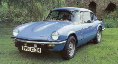The final iteration of the GT6 was the Mark 3, which ran from model years 1971-1973.