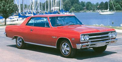 1964, 1965, 1966, 1967 Chevrolet Chevelle Malibu SS | HowStuffWorks