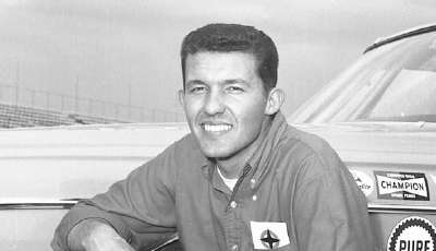1964 NASCAR Grand National Champion Richard Petty