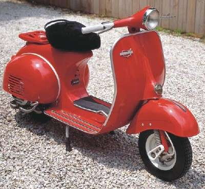 1964 Vespa Allstate Cruisaire Howstuffworks