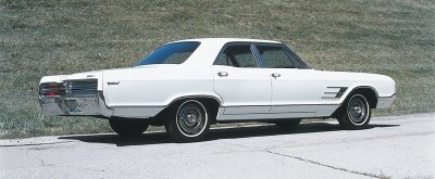 The 1965 Buick Wildcat brought the look and feel of performance to Buick.