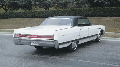 The standard engine for the Buick Electra 225 was a 325-bhp 401 V-8.