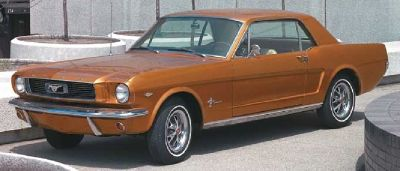 1965 Mustang Price >> 1965 1966 Ford Mustang Specifications Howstuffworks