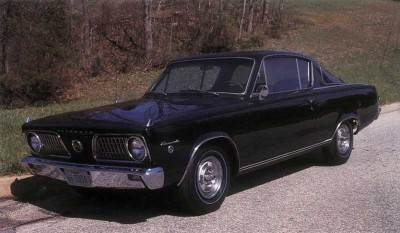 1965 and 1966 Plymouth Barracuda 273 Specs | HowStuffWorks