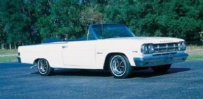 1965-1966 Rambler Classic Hardtops & Convertibles