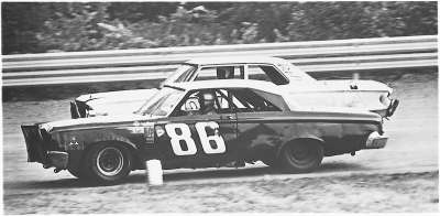 Neil Castles was among the few independent racers to use Chrysler equipment in the 1965 NASCAR Grand National campaign.