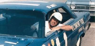 1965 NASCAR Grand National Champion Ned Jarrett