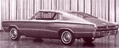 A specialized Dodge Polara featured in 1964 auto shows eventually gave its name to the Dodge Charger.