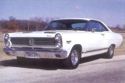 1967 Mercury Comet Cyclone