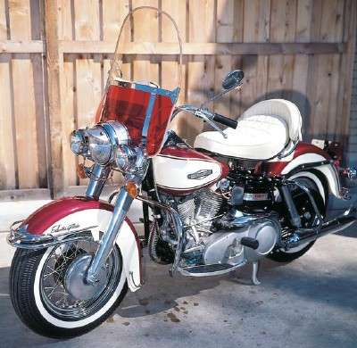 1966 Harley-Davidson FLH Electra-Glide   HowStuffWorks