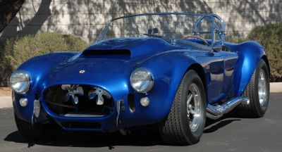 Why did the 1966 Shelby Cobra sell for $5 5 million? | HowStuffWorks