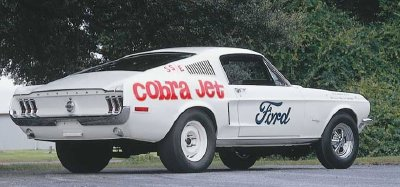 Mustang Cobra Jet >> 1968 Ford Mustang 428 Cobra Jet A Profile Of A Muscle Car