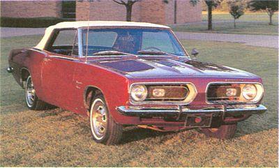 1967, 1968, 1969 Plymouth Barracuda | HowStuffWorks