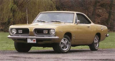 1967 Plymouth Barracuda 383/440 | HowStuffWorks