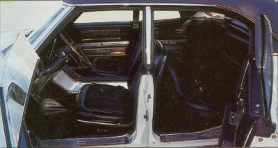 1967 Ford Thunderbird suicide doors