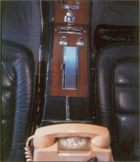1967 Ford Thunderbird special interior