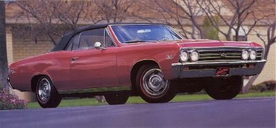 1967 Chevrolet Chevelle SS 396: A Profile of a Muscle Car