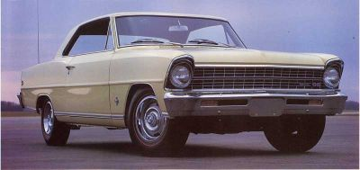 1967 Chevrolet Chevy Ii Nova Ss A Profile Of A Muscle Car