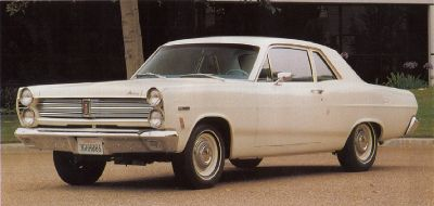 1967 Mercury Comet 427: A Profile of a Muscle Car