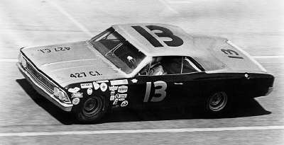 Curtis Turner became the first driver to surpass 180 mph in the 1967 Daytona 500 time trials.