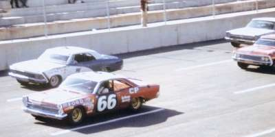 Formula One champion Jimmy Clark made one NASCAR Grand National start in his career: the 1967 American 500.