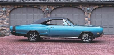 1969 1970 B-Body Coronet R//T Super Bee Twin Dual Hood Scoops Mopar New USA 69 70