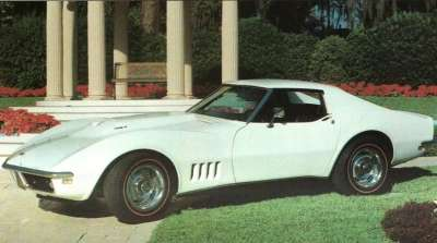 Critics of the 1968 Chevrolet Corvette called its styling excessive.