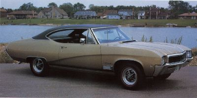Buick Muscle Car >> 1968 Buick Gs 400 A Profile Of A Muscle Car Howstuffworks