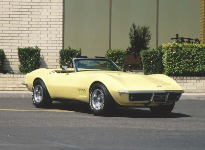 The redesigned 1968 Corvette was welcomed with mixed reviews.