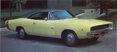 1968 Dodge Charger R/T Hemi: A Muscle Car Profile
