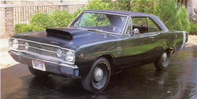 1968 Dodge Dart GTS 440: A Profile of a Muscle Car | HowStuffWorks