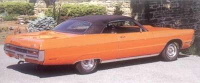 The 1970 Sport Fury S/23 was the big Plymouth's 'starter' muscle car.
