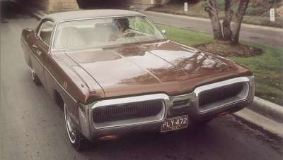 With the Sport Fury retired, the 1972 Plymouth Gran Coupe was the new top of the Plymouth line.