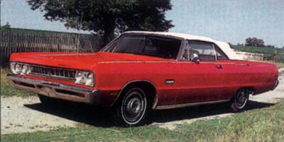 Convertible prices for the 1969 Plymouth Sport Fury started at $3,502.