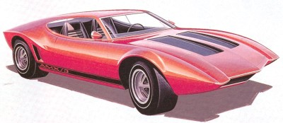1969 AMX/2 Concept Car and 1970 AMX/3 | HowStuffWorks
