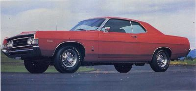 Ford Muscle Cars >> Ford Muscle Cars A Profile Of A Carmaker Howstuffworks
